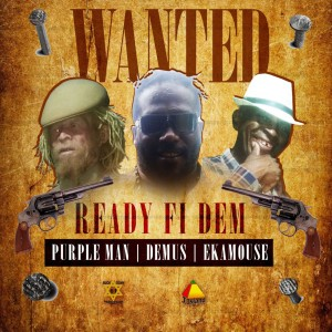 Album Ready Fi Dem from Purple Man