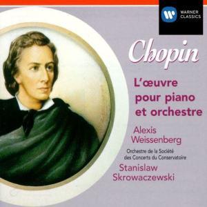 Chopin: Piano Concertos Nos 1, 2 & Concertante Works