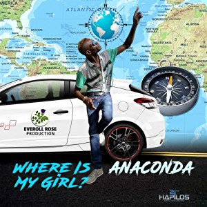 Album Where is My Girl from Anaconda