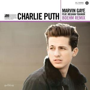Charlie Puth的專輯Marvin Gaye (feat. Meghan Trainor) [Boehm Remix]