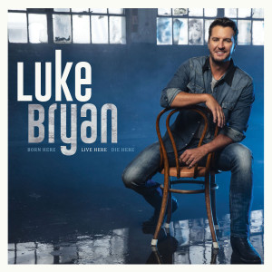 Album Born Here Live Here Die Here from Luke Bryan