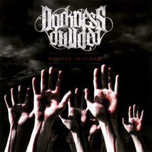 Album Written In Blood from Darkness Divided