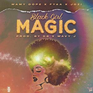 Album Black Girl Magic from Jozi