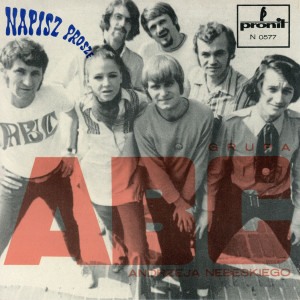 Album Napisz proszę from ABC