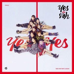 TWICE的專輯YES or YES