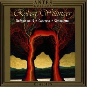 Album Robert Wittinger: Sinfonia Nr. 5 from Staatsphilharmonie Rheinland-Pfalz