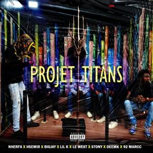 Lil K的專輯Projet titans (Explicit)