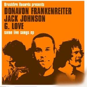 Jack Johnson的專輯Some Live Songs