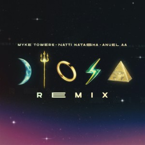 Natti Natasha的專輯Diosa (Remix) (Explicit)