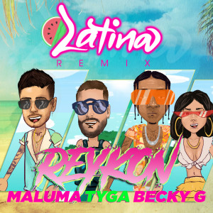 Album Latina from Maluma