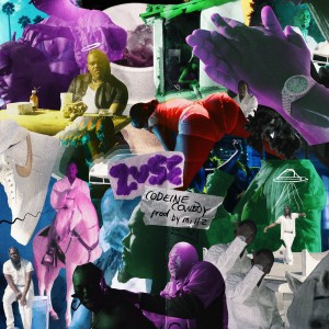 Album Codeine Cowboy (Explicit) from Zuse