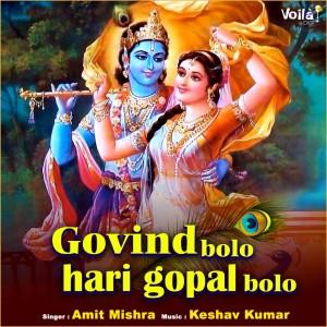 Album Govind Bolo Hari Gopal Bolo from Amit Mishra