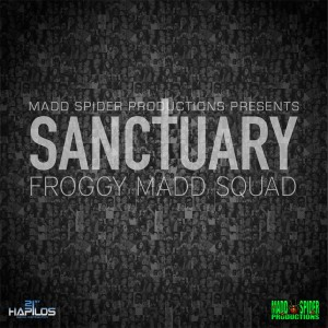 Album Sanctuary from Froggy Maddsquad