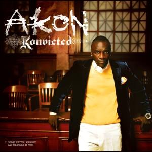 Akon的專輯Konvicted