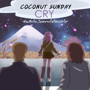 อัลบัม ฉันเสียใจ..ไม่อยากให้ใครเข้าใจ (Cry) - Single ศิลปิน Coconut Sunday