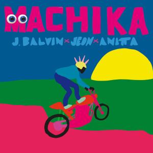 J Balvin的專輯Machika