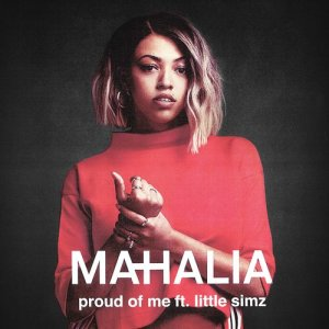 Album Proud of Me (feat. Little Simz) from Mahalia