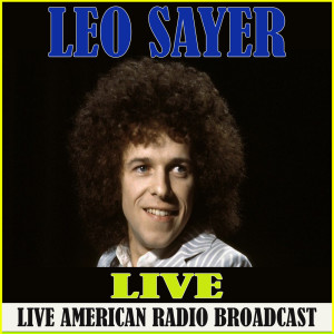 Album Leo Sayer - Live from Leo Sayer