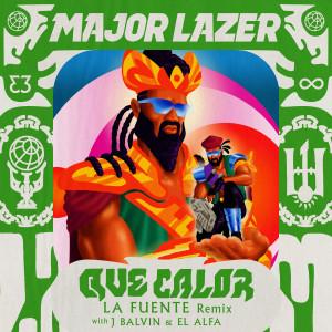Album Que Calor (with J Balvin & El Alfa) (La Fuente Remix) from Major Lazer