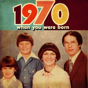 Album When You Were Born 1970 from Various Artists