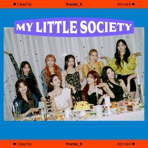 My Little Society dari fromis_9