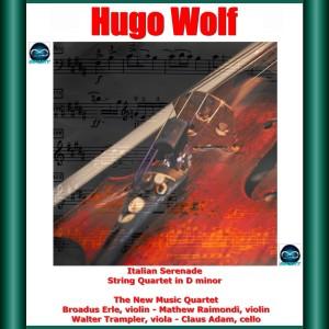 Walter Trampler的專輯Wolf: Italian Serenade - String Quartet in D minor