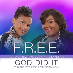 Album God Did It from F.R.E.E.