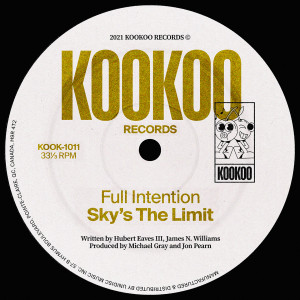 Album Sky's the Limit (Edit) from Full Intention