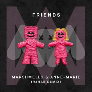 Listen to FRIENDS (R3hab Remix) (Explicit) song with lyrics from Marshmello