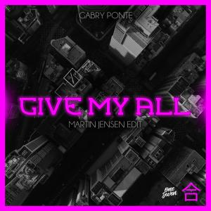 Album Give My All from Gabry Ponte