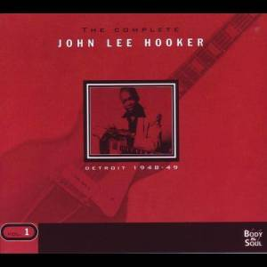 John Lee Hooker的專輯The Complete Vol. 1 - Detroit 1948-1949