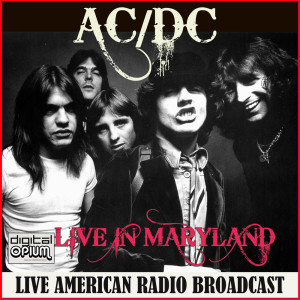 Album Live in Maryland from AC/DC