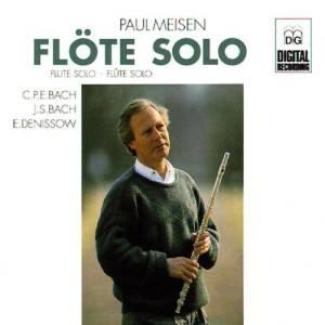 Album Bach & Dennisow: Flute Solo from Paul Meisen