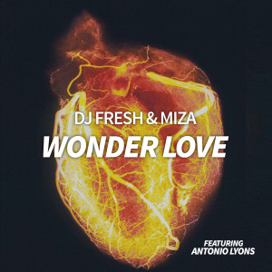 Album Wonder Love from DJ Fresh