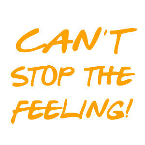 Listen to CANT STOP THE FEELING! song with lyrics from Zane Jayson Johns
