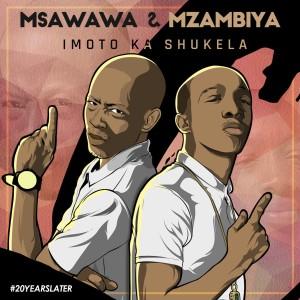Album Imoto Ka Shukela from Mzambiya