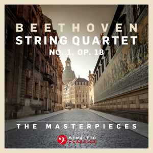 Album The Masterpieces, Beethoven: String Quartet No. 1 in F Major, Op. 18 from Fine Arts Quartet