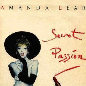 Album Secret Passion from Amanda Lear