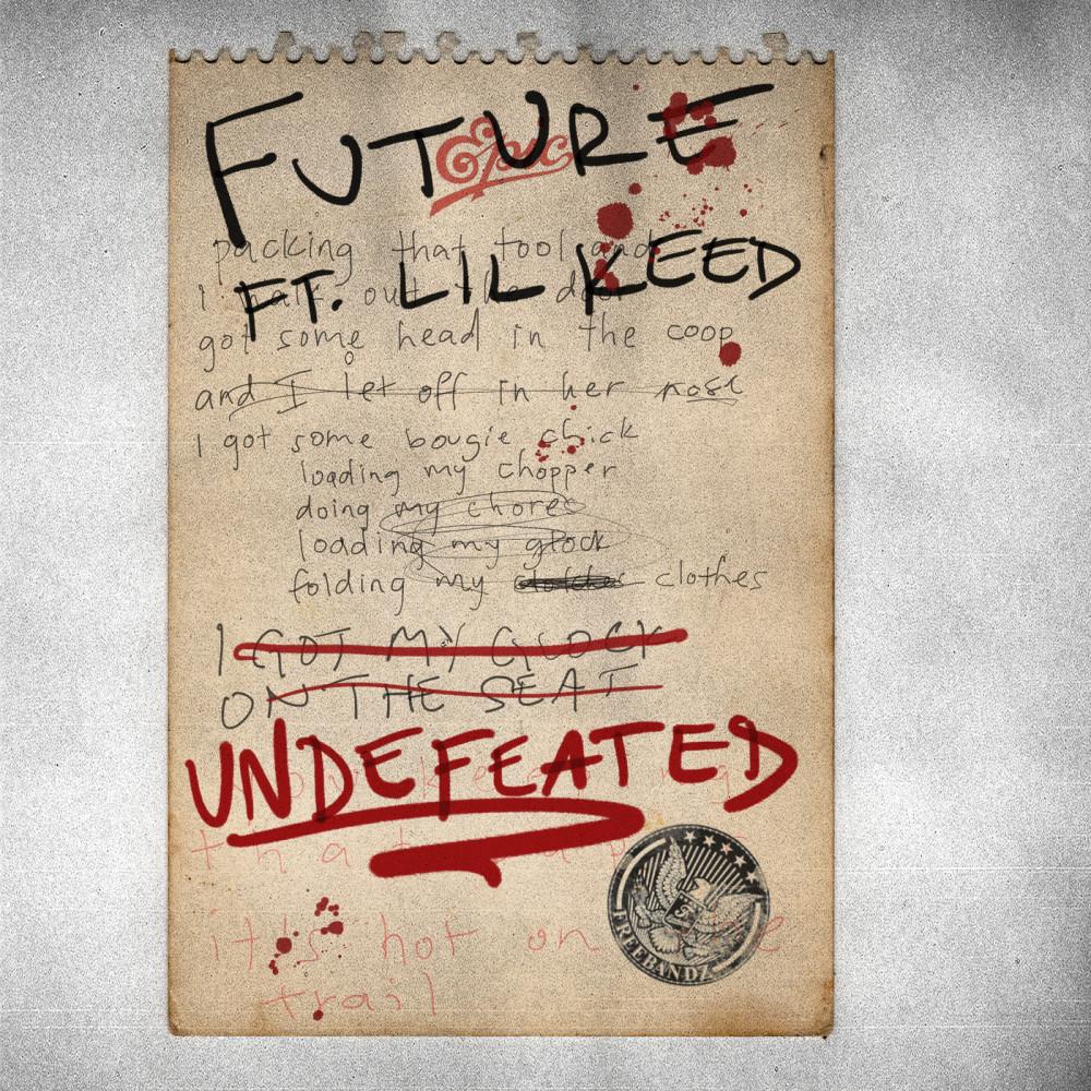 ฟังเพลงอัลบั้ม Undefeated