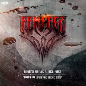 Album Rampage from Dimitri Vegas & Like Mike