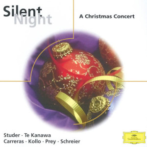 Cheryl Studer的專輯Silent Night - A Christmas Concert