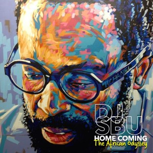 Album Home Coming - The African Odyssey from DJ SBU