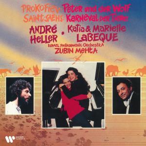 Album Prokofiev: Peter und der Wolf - Saint-Saëns: Der Karnaval der Tiere from Zubin Mehta