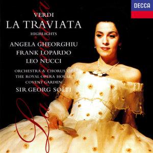 Leo Nucci的專輯Verdi: La Traviata (Highlights)