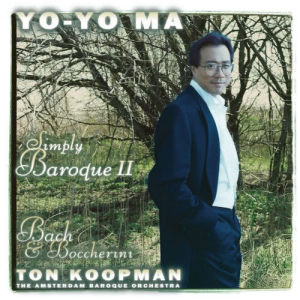 Album Simply Baroque II (Remastered) from Amsterdam Baroque Orchestra