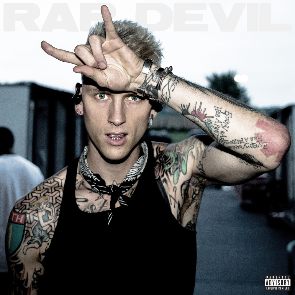 RAP DEVIL 2018 Machine Gun Kelly