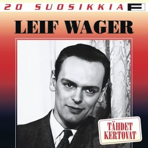 Listen to Älä jätä minua yksin song with lyrics from Leif Wager