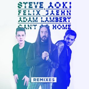 Steve Aoki的專輯Can't Go Home (Remixes)