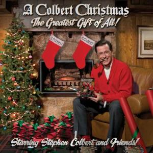 Album A Colbert Christmas: The Greatest Gift of All from Stephen Colbert