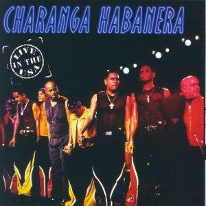 Album Live In The USA from Charanga Habanera